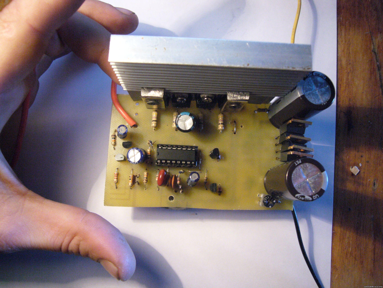 Металлоискатель из телефона своими руками
